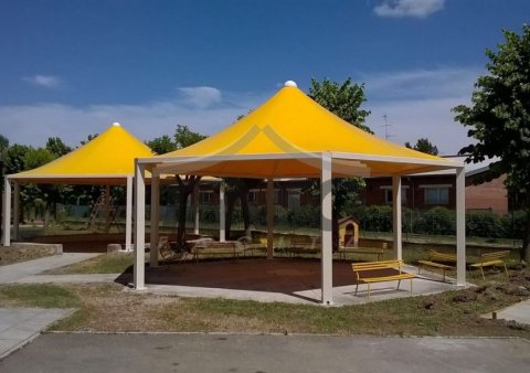 Gazebo Linea Medium