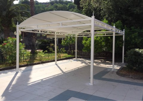 Gazebo RETRÒ