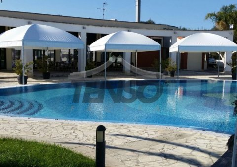 Gazebo linea SMALL