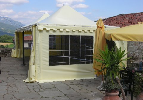 Gazebo linea SMALL CONO