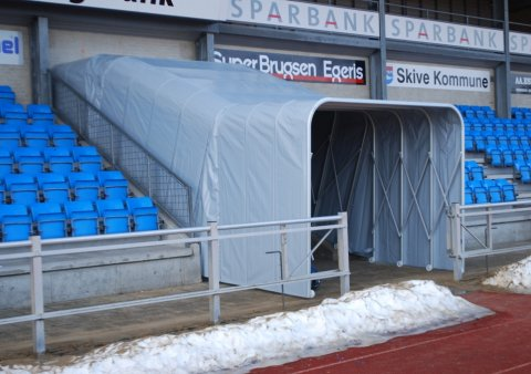 STADIO TUNNEL BOX