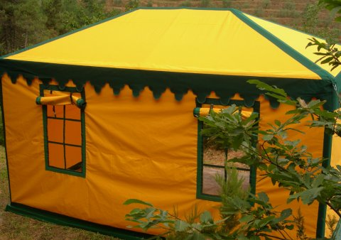 Gazebo linea SMALL 2 PUNTE