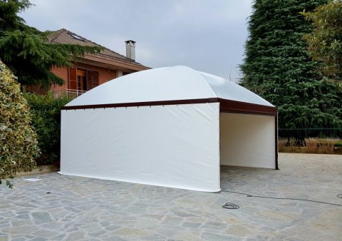 Gazebo SMALL+ CUPOLA